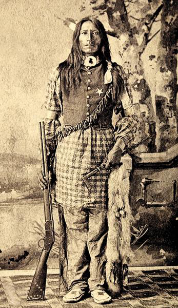 sioux-gunman