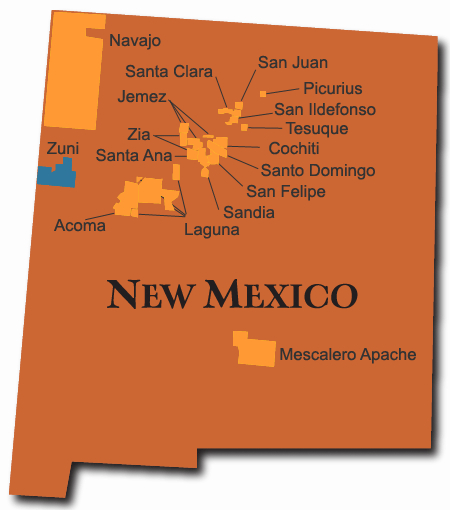 "Map of reservations from ""Southwest indian Relief Council"": http://www.nrcprograms.org/site/PageServer?pagename=swirc_res_nm_zuni"