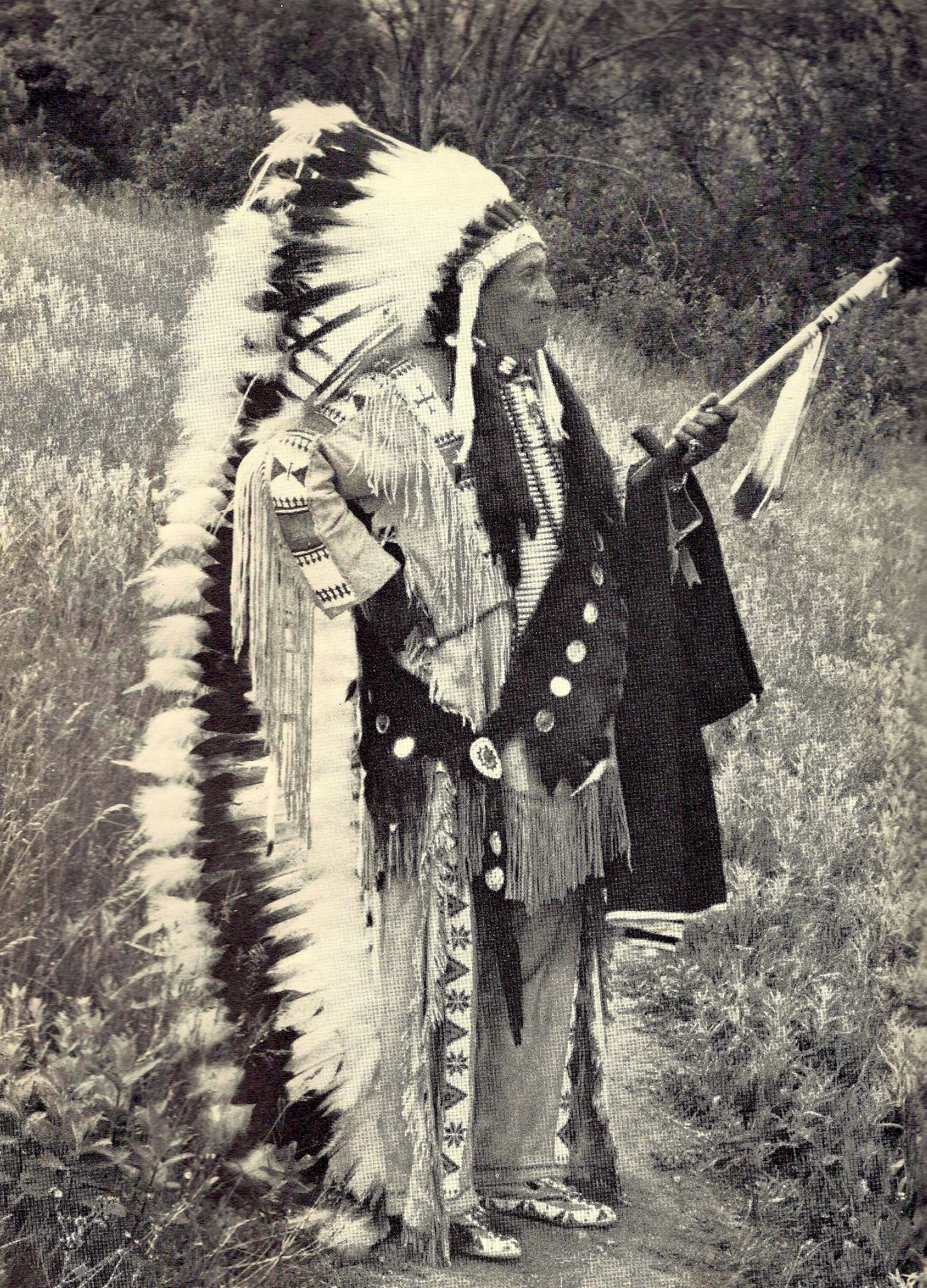 "PHOTO SOURCE: ""Sidney Has No Horses: Oglala Lakota Medicine Man, A Documentary in Progress"": https://documentaryantarctica.wordpress.com/"